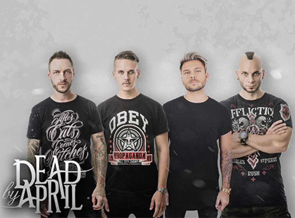 Dead by April | Smash Into Pieces