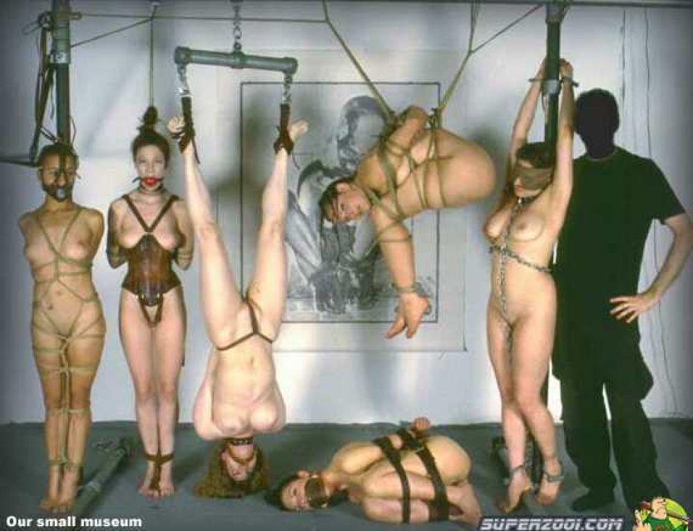 Видео шкафу рабыня в