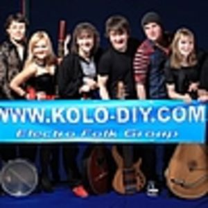 "Electro Folk Group ""KOLO  DIY"""